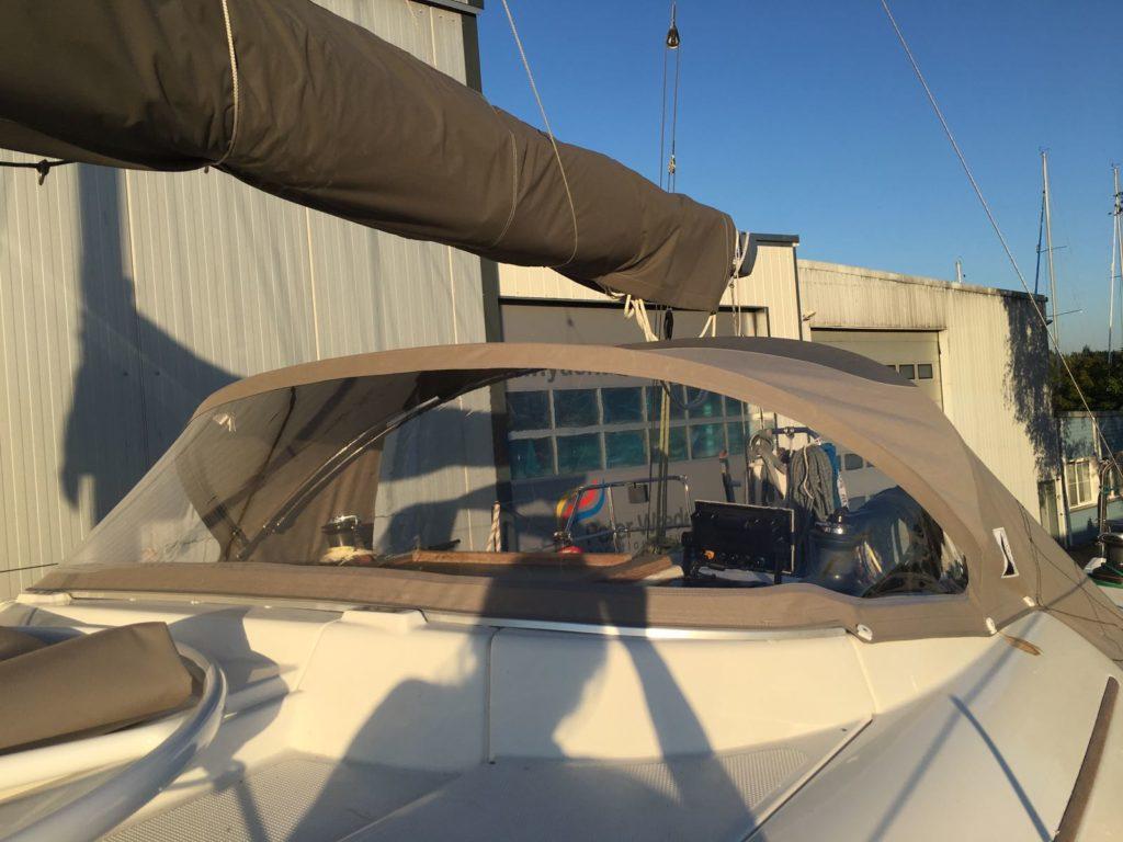 Persenning vom Segelmacher kaufen Black Sails