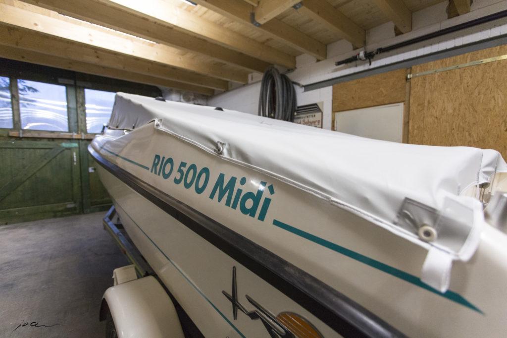 Bootsplane für Motorboot von Black Sails