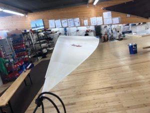 Großsegel kaufen für Nauticat 33 von Black Sails