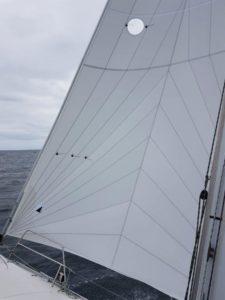 Fock für eine Hanse 370 von Black Sails