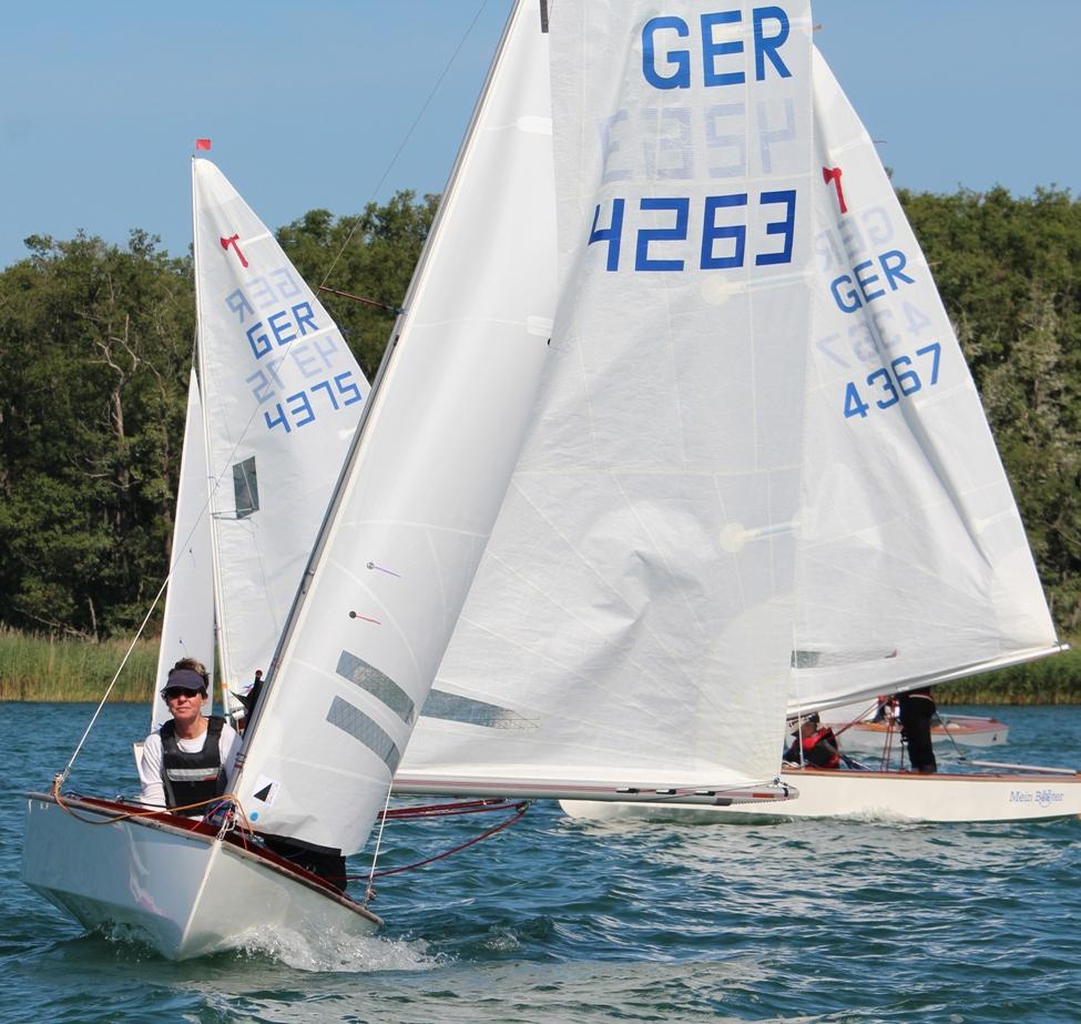 Brandenburgische Meisterschaft Pirat 2019
